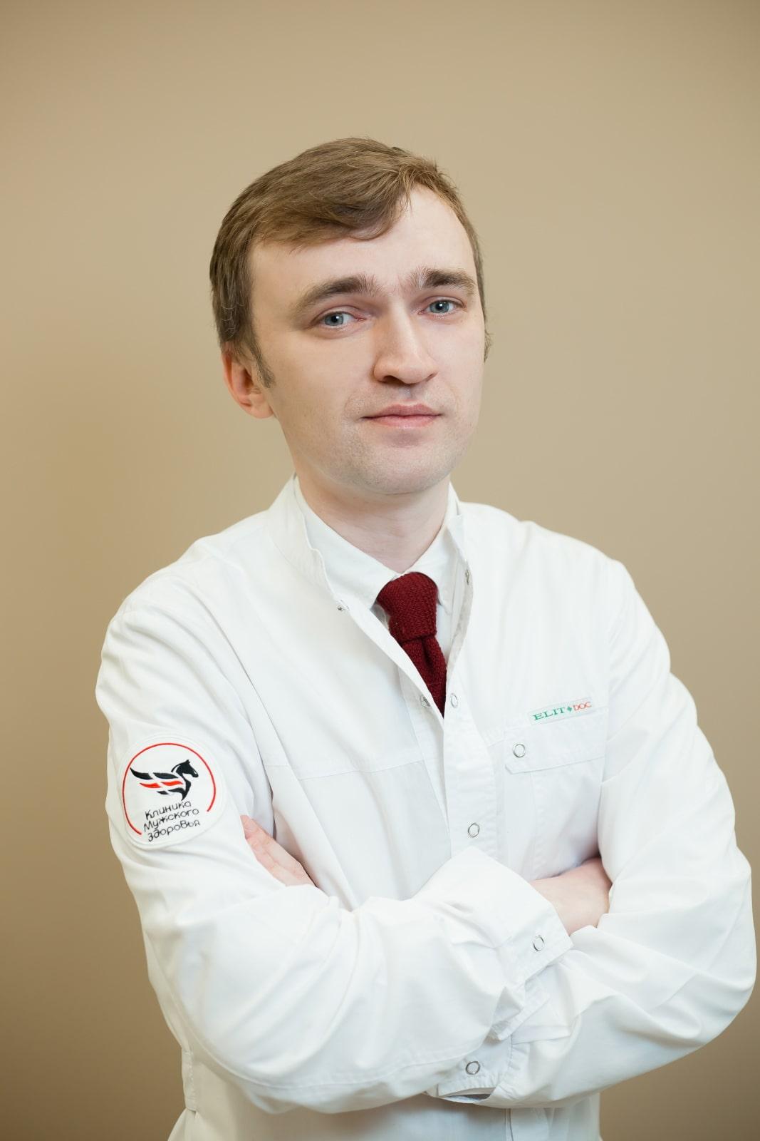 Врач уролог Рогозин
