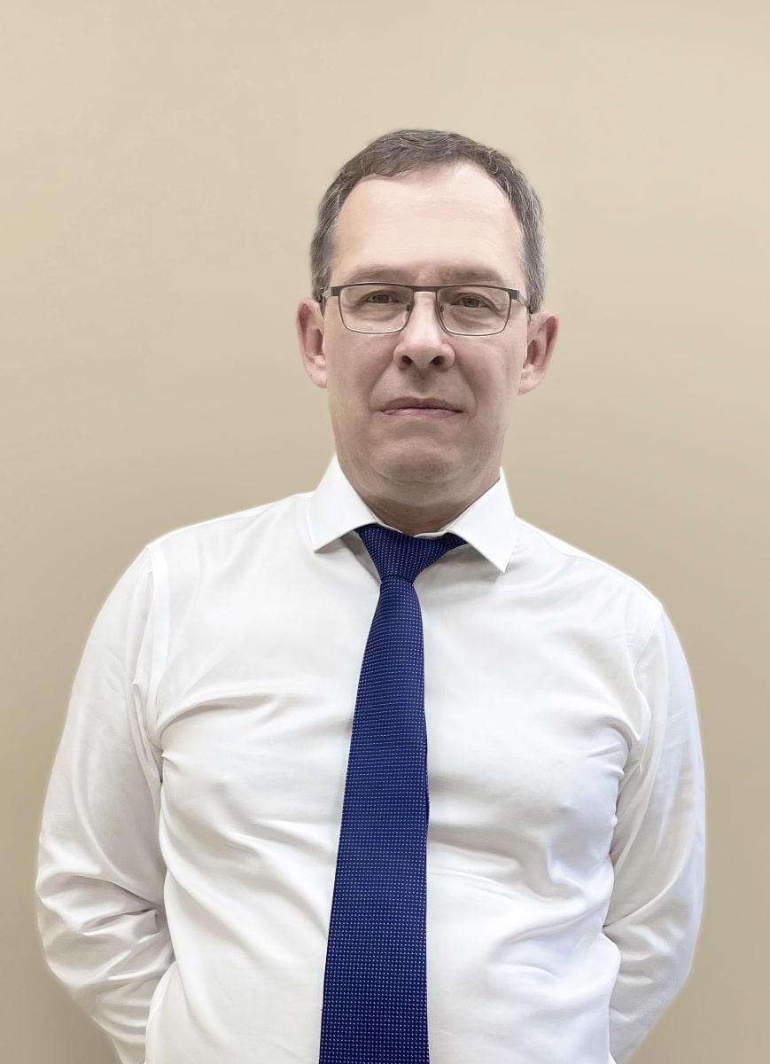 Доктор медицинских наук, профессор Миронов Виктор Николаевич