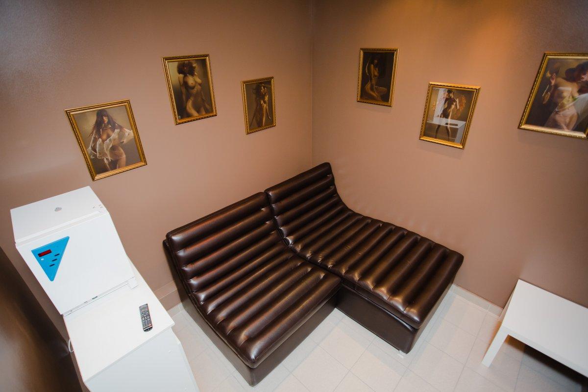 Комната для сдачи спермы клиники мужского здоровья