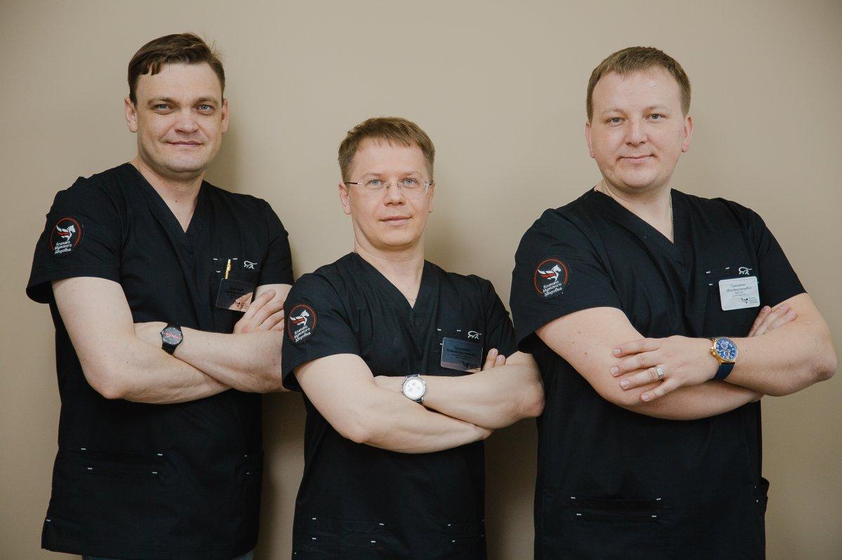 Урологи-андрологи нашей клиники