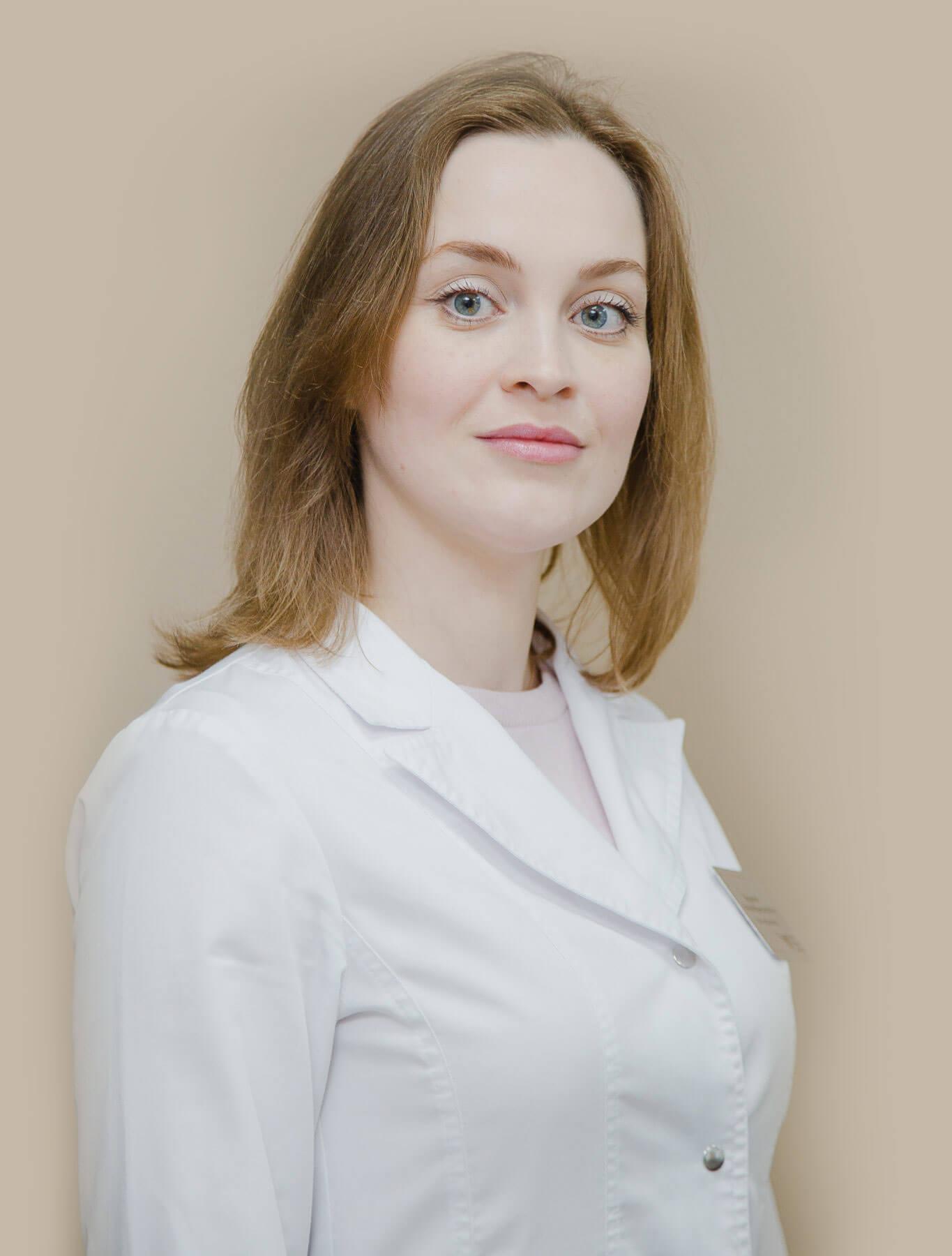 Эндокринолог Безменова Валерия Александровна